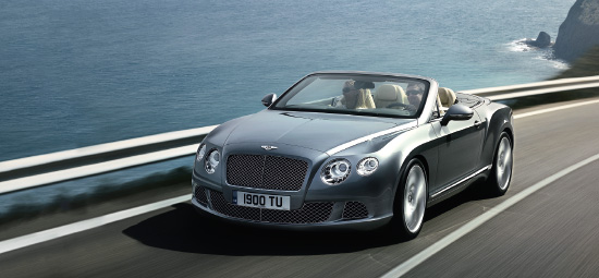 Bentley Continental GT Cabriolet (photo)